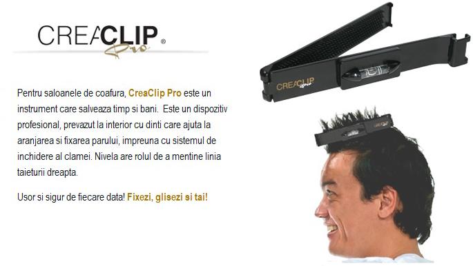 Creaclip PRO